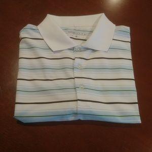Nike Dri-Fit Golf polo shirt L
